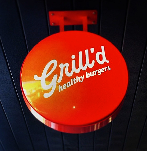Grilld Healthy Burgers