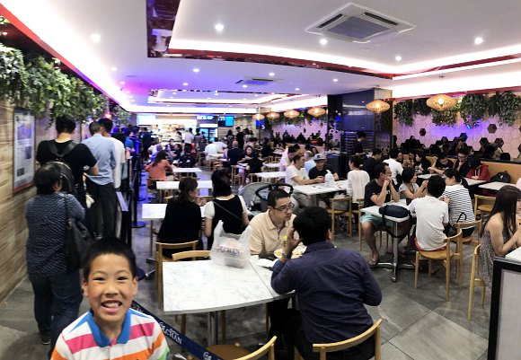 Hawker Chan Melbourne