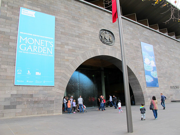melbourne ngv international