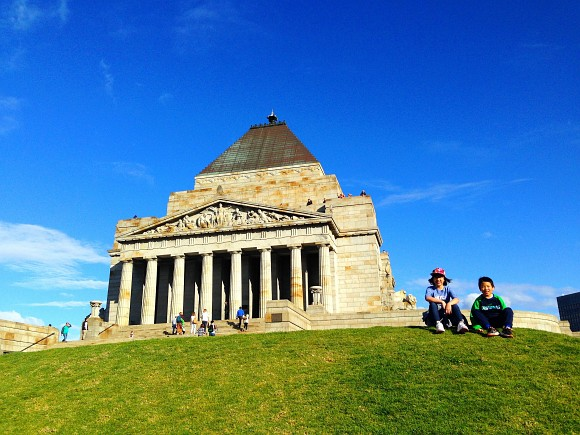 shrine of rememberance melbourne